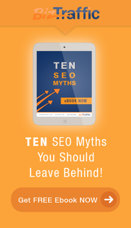 10 SEO Myths to Leave Behind Ebook