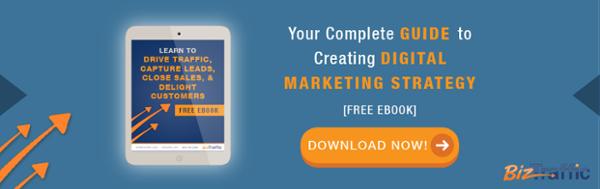 Digital Marketing Guide CTA Horizontal