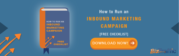 Inbound Marketing Campaign Checklist CTA Horizontal
