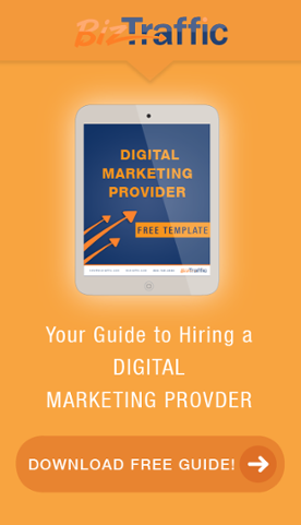 Hiring Digital Marketing Provider Guide
