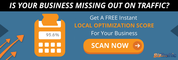 Get Your FREE Instant Local Optimization Score For Your Business