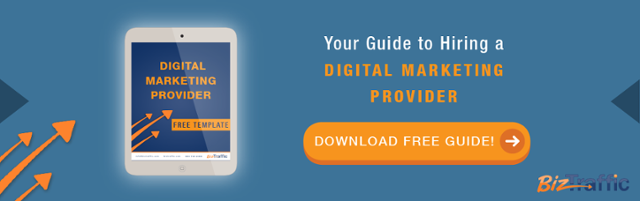 Digital Marketing Provider Guide