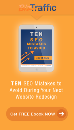 Download SEO Mistakes to Avoid During Web Redesign