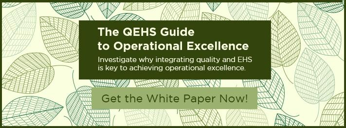 The QEHS Guide to Operational Excellence