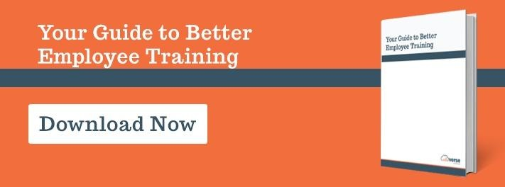 5 Steps Toward a More Efficient Employee Training Software Program