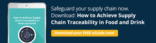 How to Achieve Supply Chain Traceability in Food and Drink