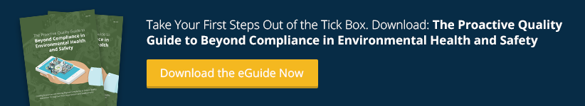 Proactive Quality Guide to Beyond Compliance
