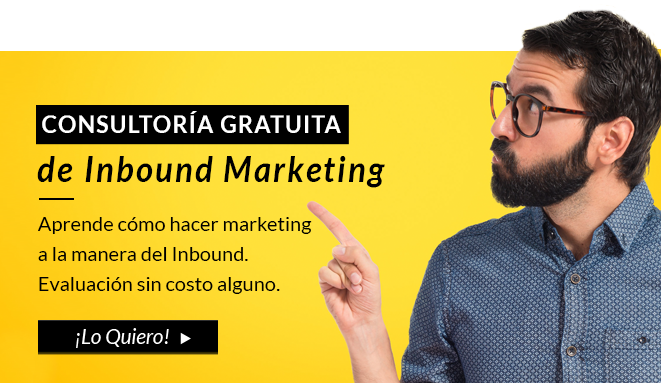 CONSULTORÍA GRATUITA INBOUND MARKETING