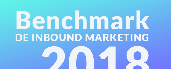 Benchmark de Inbound Marketing 2018