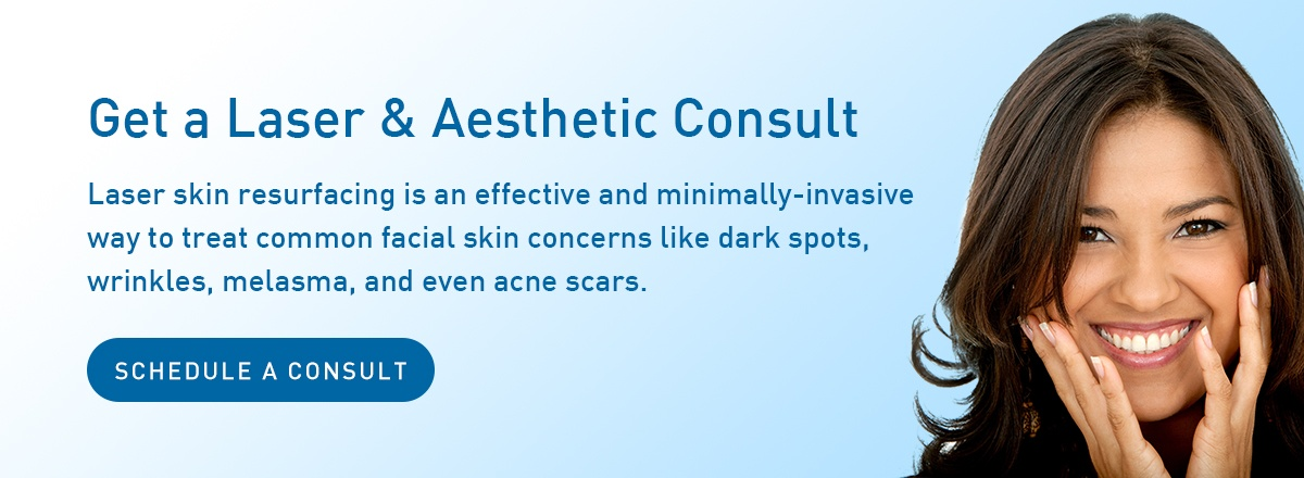 Request a Laser Skin Treatment Consult
