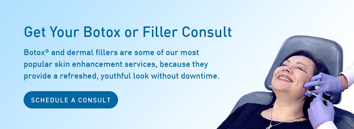 Request a Botox  or Filler Consultation