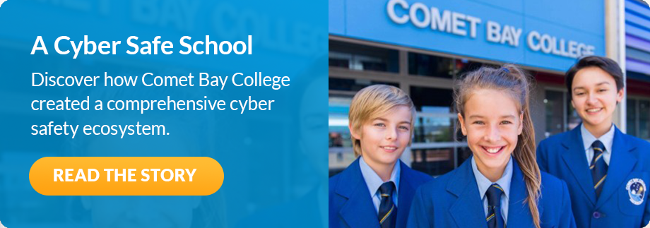 Discover how Comet Bay College created a comprehensive cyber safety ecosystem