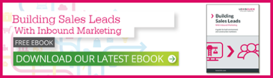 Download Building Sales Leads with Inbound Marketing Ebook