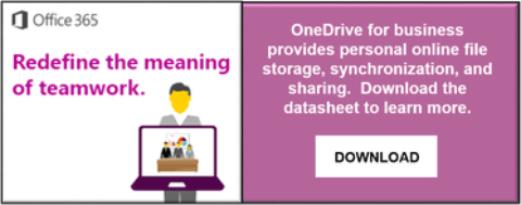 Download the OneDrive for business datasheet