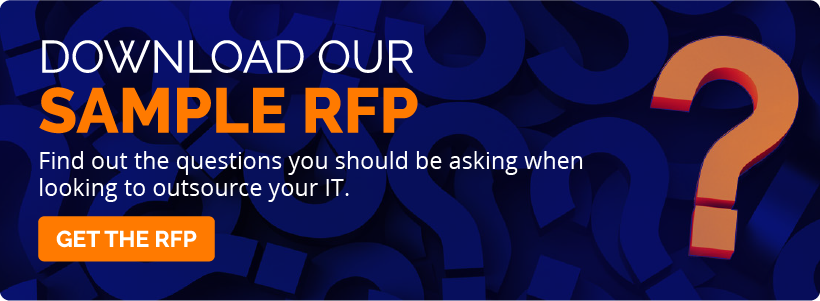 Sample RFP Blog CTA