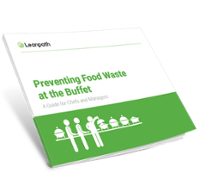 Preventing food waste at the buffet