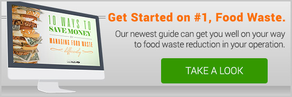 Reduce restaurant food waste with LeanPath food waste prevention systems.