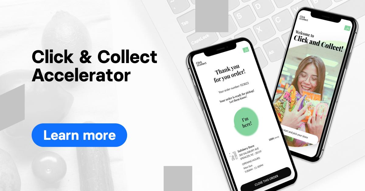 Divante presents Click & Collect Accelerator