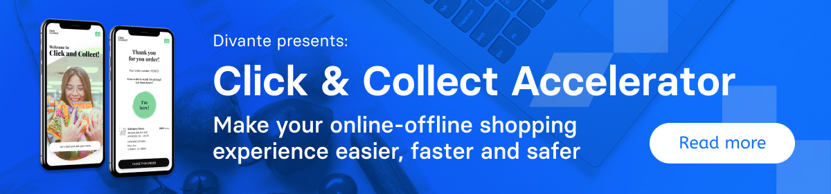 Divante presents Click & Collect Accelerator