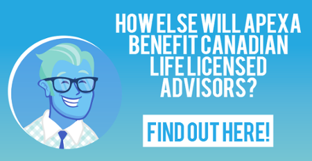 APEXA Advantages for Life Advisors