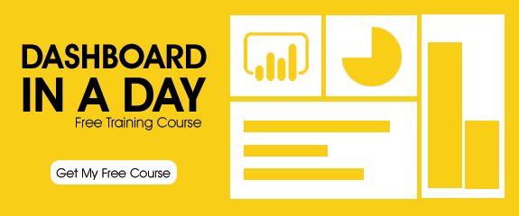 Free Dashboard in a Day Course