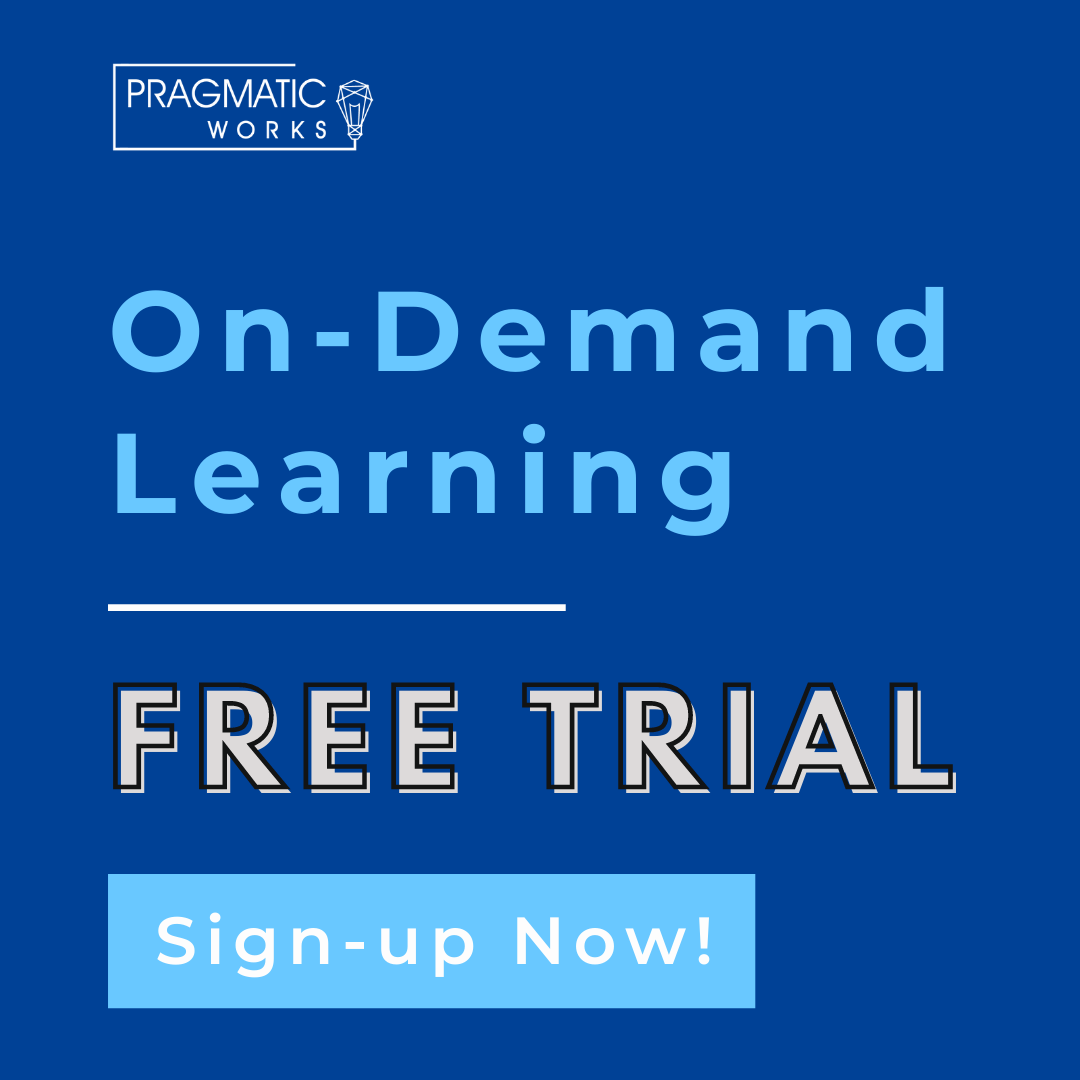 On-Demand Learning | 7-Day Free Trial