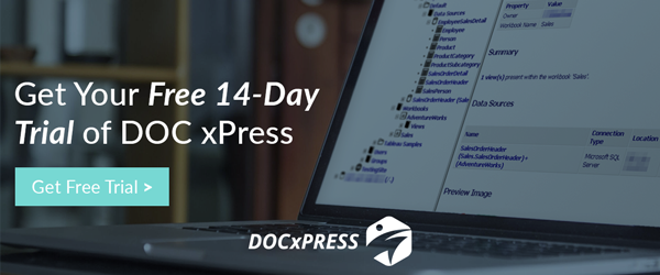DOC xPress Free Trial