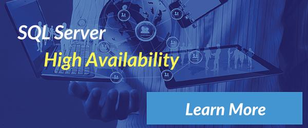 SQL Server High Availability
