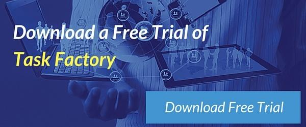 Task Factory Free Trial Download