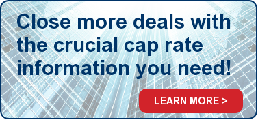 Close more deals with the crucial cap rate information you need! LEARN MORE >