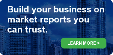 Build your business on market reports you can trust. LEARN MORE >
