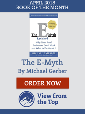 The E-Myth by Michael Gerber