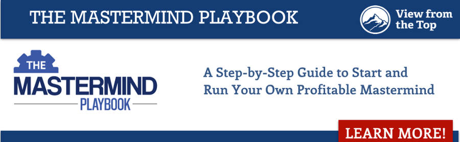 The Mastermind Playbook CTA