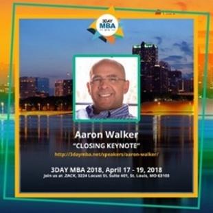 3DAY MBA Aaron Walker