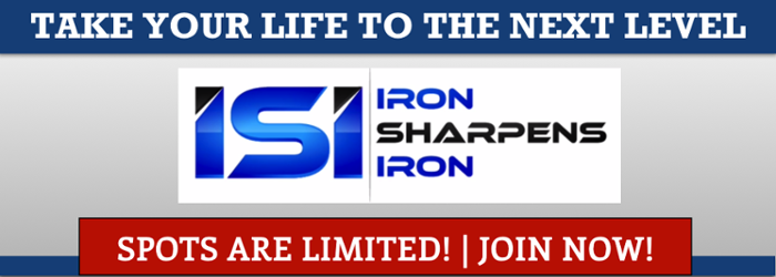 experience a free iron sharpens iron mastermind group business