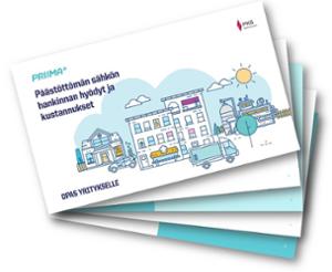 Päästöttömän sähkön hankinnan hyödyt ja kustannukset – opas yritykselle
