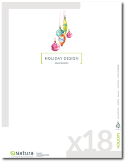 Natura | Holiday - 2018 Design Collections