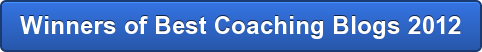 Winners of Best Coaching Blogs 2012