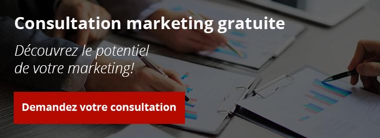 evaluation marketing gratuite