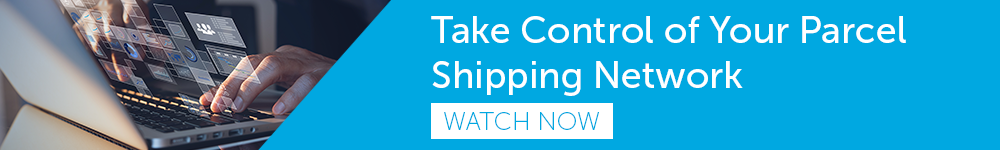 Webinar - Take Control of Your Parcel Shipping Network