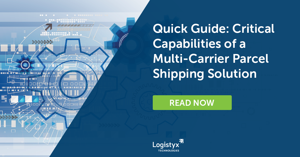 get the ebook: critical capabilities of a tms for parcel shipping