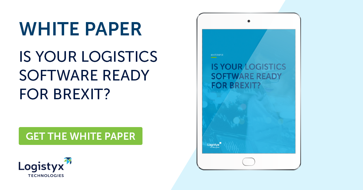 Brexit Logistyx White Paper Download