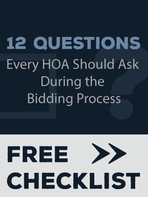 12 HOA Questions