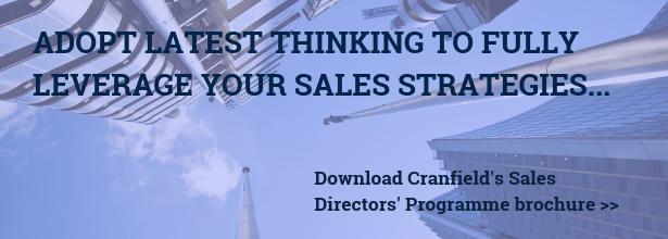 Sales Directors Programme
