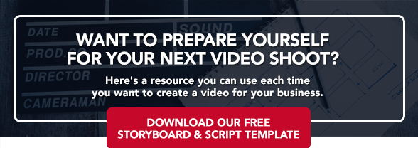 Download Our Free Storyboard & Script Template