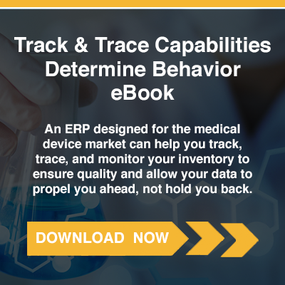 Track and Trace Capabilities Determine Behavior eBook