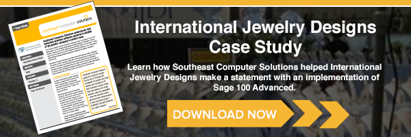 International Jewelry Designs Case Study
