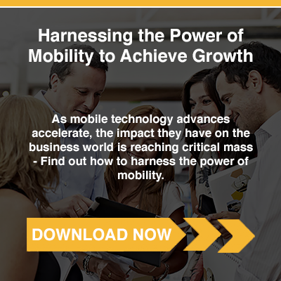 Harnessing the power of mobility to achieve growth