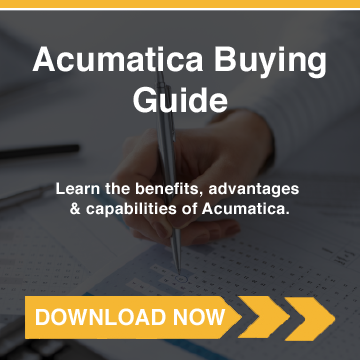 Acumatica Buying Guide