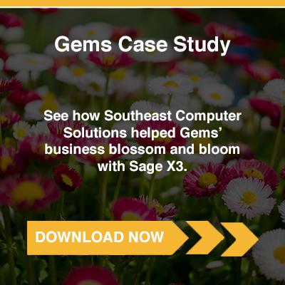 Gems Case Study